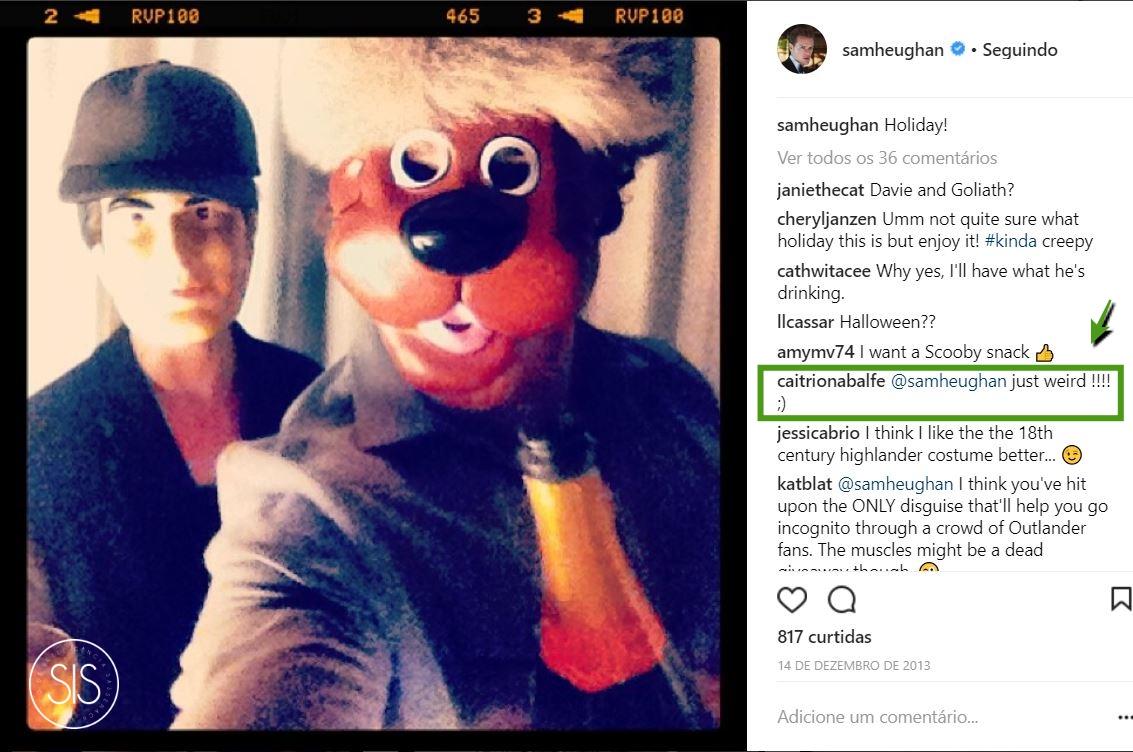 mascarados em paris instagram